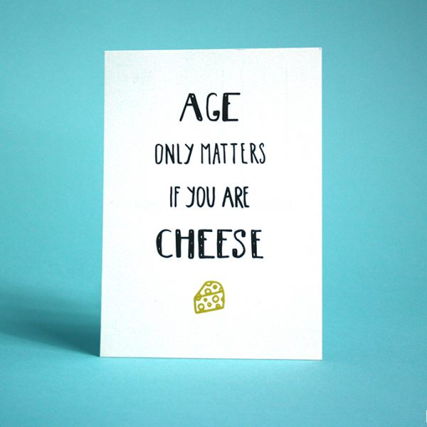 age-cheese