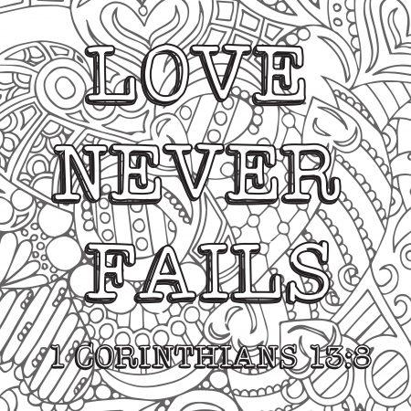 love-never-fails